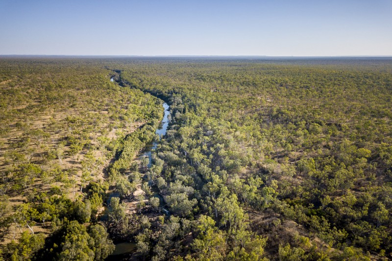 Stretching For 328km, The Katherine River Cuts A Wild Path To The Sea (1)