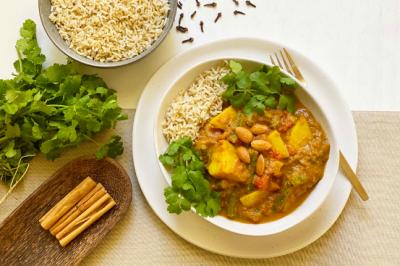 Pakistani Vegan Korma Recipe