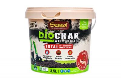 Seasol Biochar With Zeolite 3.5kg