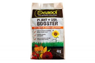 Seasol Plant + Soil Booster 4kg