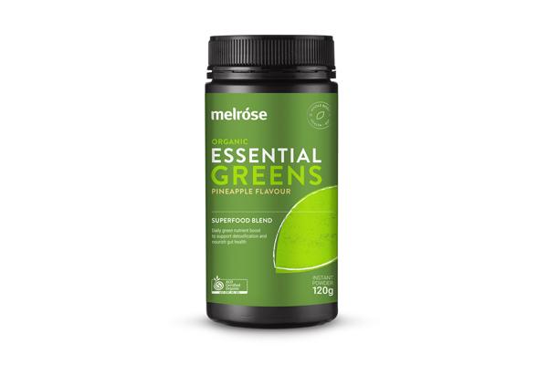 Melrose E Greens Pinapple 120g