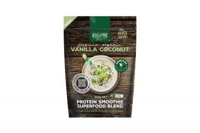 Premium Organic Vanilla Coconut Protein Smoothie Superfood Blend.jpg