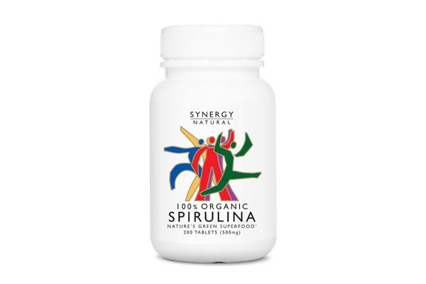 Spirulina 200 Tablets