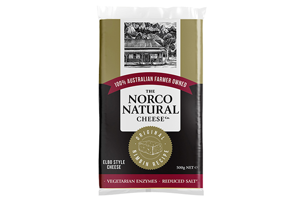 Norco Natural Cheese Wellbeing