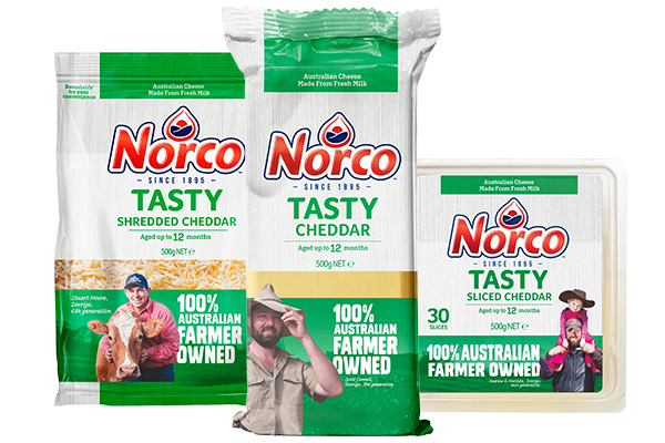 Norco Tasty Cheddar Wellbeing