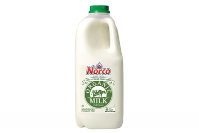 Norco Organic Milk Wellbeing