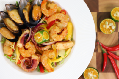 Kickstart Summer With These Stunning Seafood Recipes