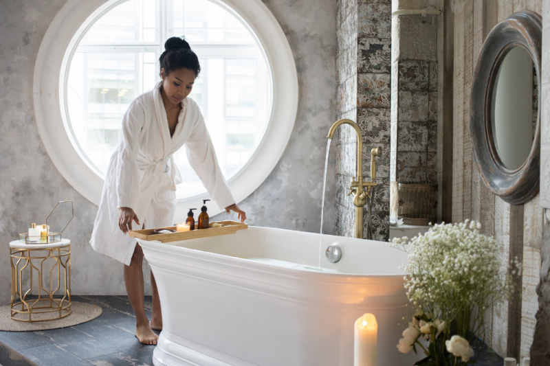 Curating Your Own At Home Spa Ritual Monsterapexels