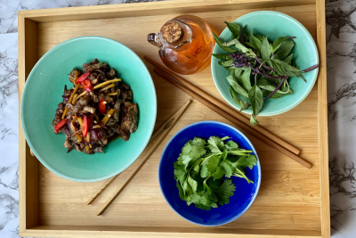 Crispy Beef With Bamboo Shoots Recipe