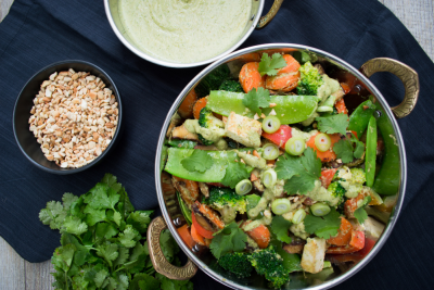 Thai Vegetable Stir-Fry Recipe