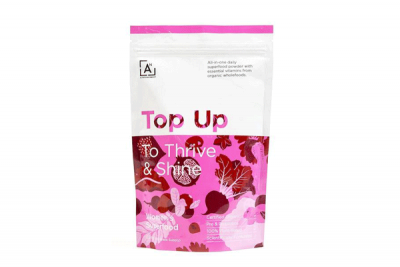 Top Up To Thrive & Shine