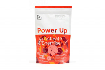 Power Up To Activate & Energise