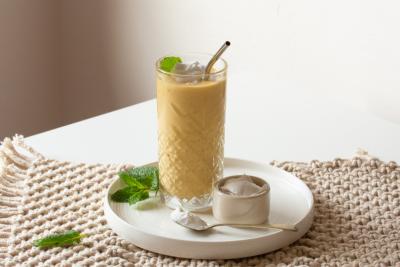 Summer Mango Lassi Recipe