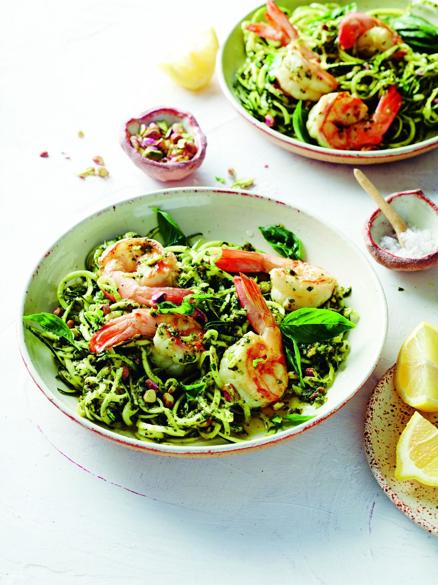 Z Prawns Pitachio Pesto25670
