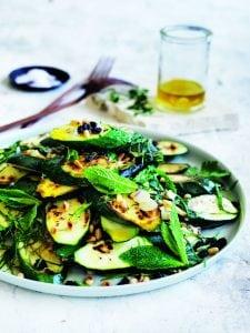 Zucchini And Pinenut 0697